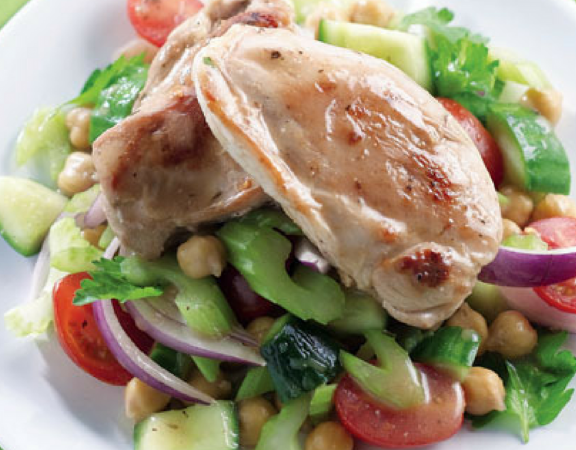 Cajun chicken weight loss recipe