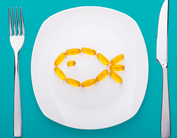 fish oil weight loss helps depression