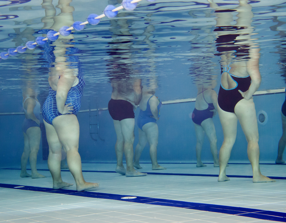 hydrotherapy weight loss workout