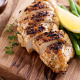 lemon garlic roast chicken weight loss recipe