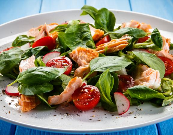 weight loss recipe salmon