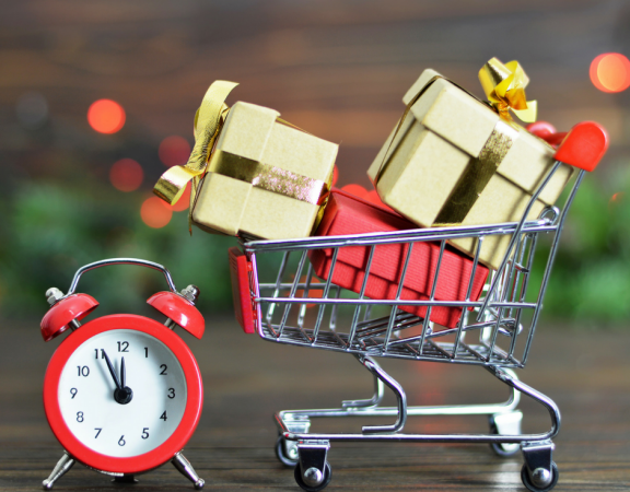 Last minute christmas shopping help