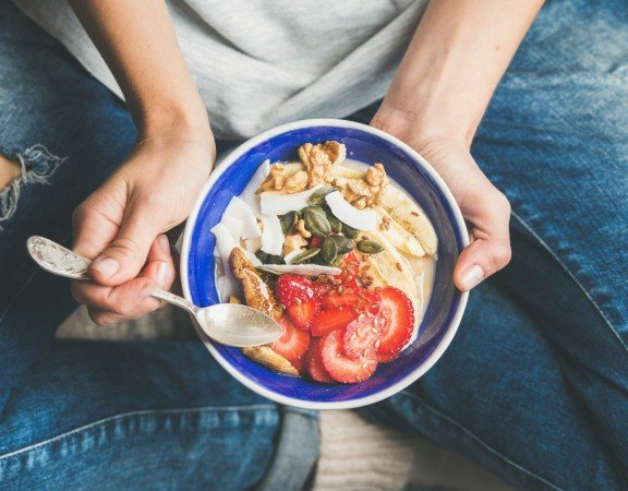 OnTrack Retreats - Eating the right breakfast